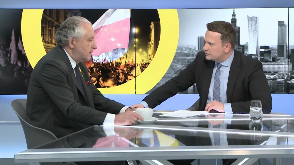 Onet Opinie. Andrzej Stankiewicz: Andrzej Rzepliński: Macierewicz nie może ignorować prezydenta (19.04.17)
