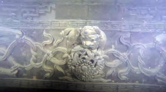 Ši Čeng, potopljeni grad ispod jezera Ćiandao