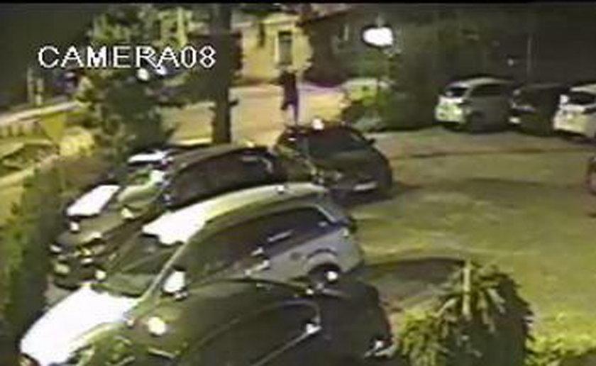 Polscy piłkarze surowo ukarani za zniszczenie auta kolegi!