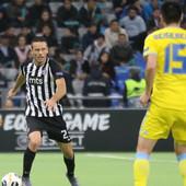 NJIMA JE BAŠ DOSADNO Astana već uveliko u Beogradu! Za Partizan se sprema na terenima kluba koji NE IGRA SUPERLIGU /VIDEO/