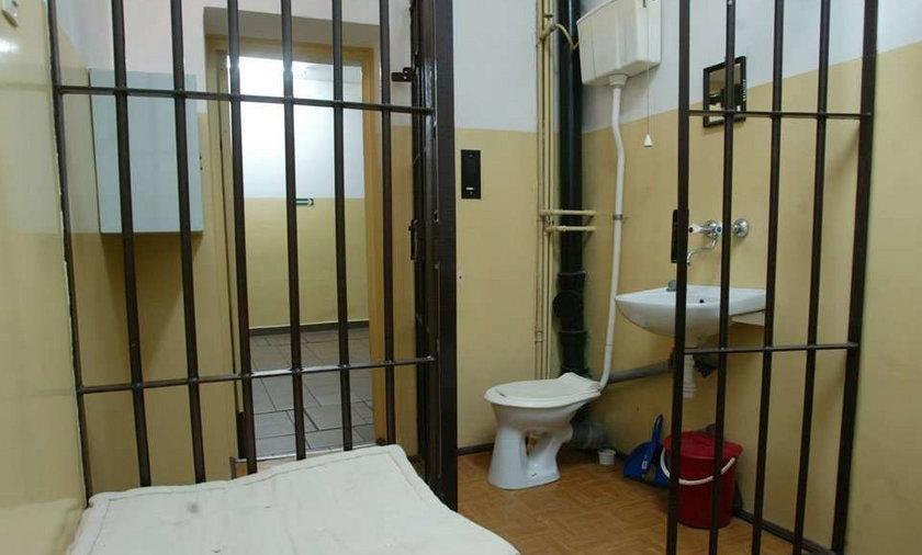 Szok! Więzień chce odszkodowania za mydło!