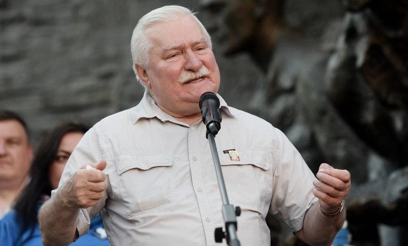 Wałęsa atakuje Kaczyńskiego: Bądź Pan poważny!
