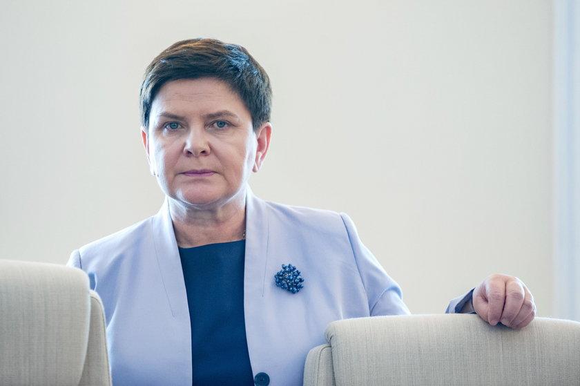 Sąd utajnił nazwisko byłej premier