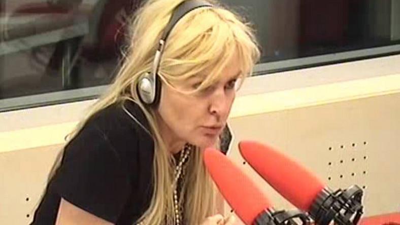 Monika Olejnik w radiu ZET
