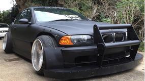 BMW po japońskim tuningu
