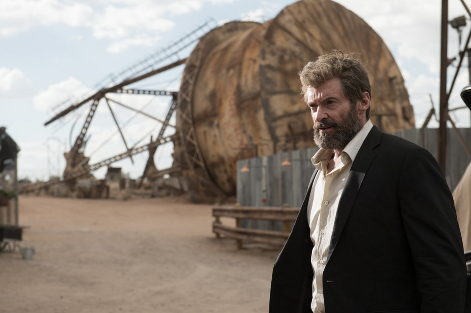 "5. ""Logan: Wolverine"" (reż. James Mangold)"