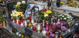 Tak wygląda dziś grób Wodeckiego. Wzruszający widok