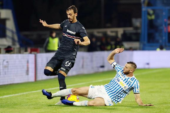 FK Spal, FK Sampdorija