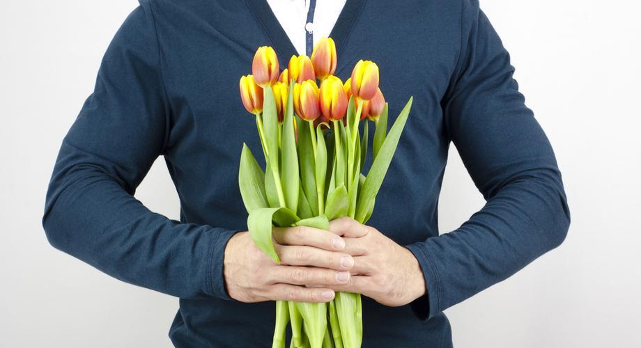 Значение цветов, то есть символика цветов и их цветов - не только на свидании!