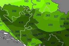 Teritorije bivše Jugoslavije pod vlašću Osmanskog carstva