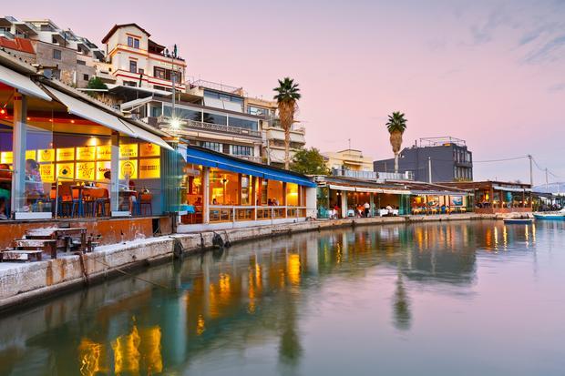 Kafejki, Pireus