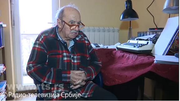Dušan Stojiljković: Njegov život ne bi mogao da stane u jednu knjigu