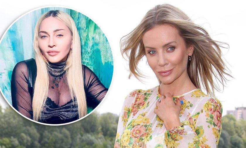 Agnieszka Woźniak-Starak będzie jak Madonna?