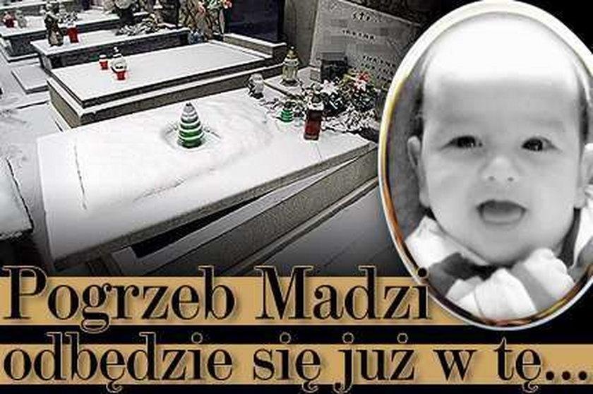 Pogrzeb Madzi odbędzie się już w tę...