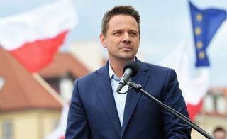 Trzaskowski: Gwarantuję weto na podnoszenie obciążeń finansowych