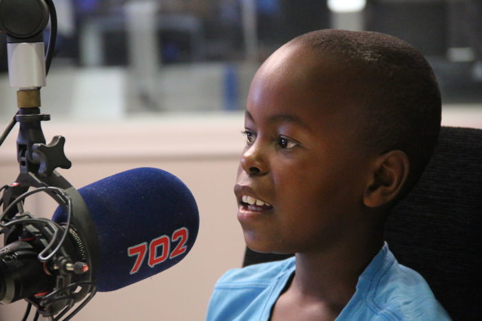 Sibahle Zwane, 10-year-old South African genius who solves mathematics faster than calculator (EWN)