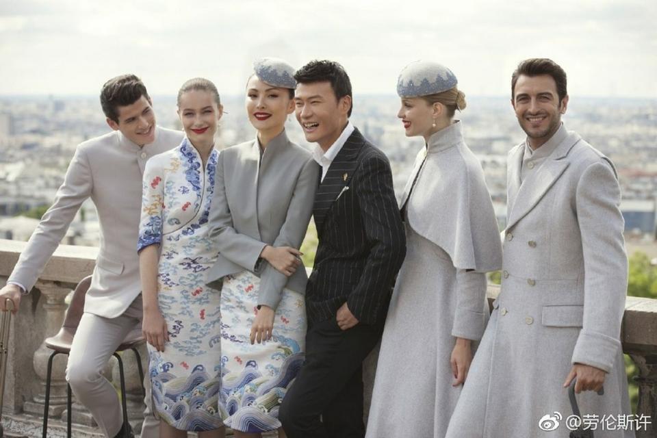 Uniformy niczym kreacje z najlepszych pokazów mody