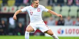 Damian Kądzior opuścił zgrupowanie kadry!