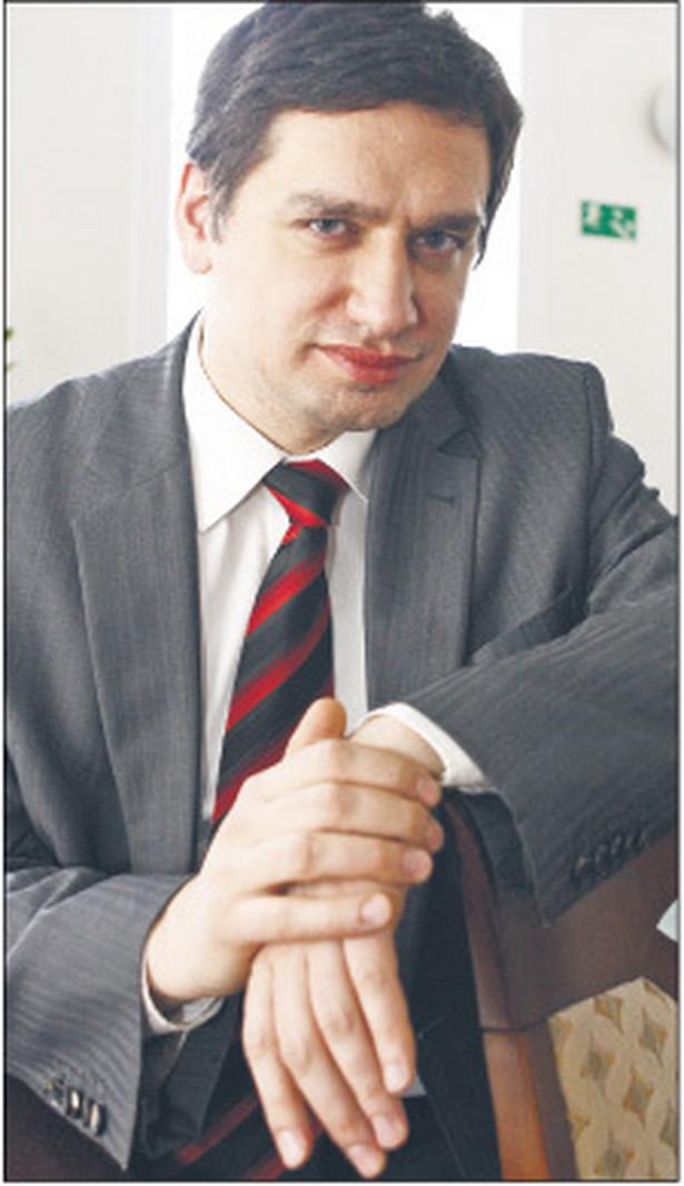 Mirosław Wróblewski, dyrektor Zespołu Prawa Konstytucyjnego i Międzynarodowego w Biurze Rzecznika Praw Obywatelskich Fot. Wojciech Górski