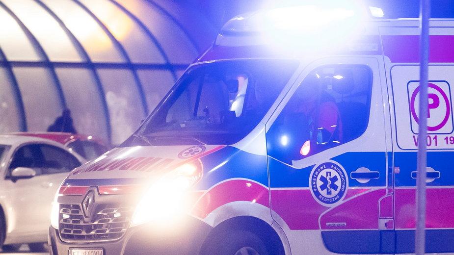 Ratownicy medyczni apelują o pomoc w czasie protestów