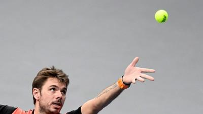 Murray, Djokovic tough to catch says Wawrinka