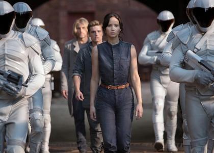 Z kim Katniss Everdeen spotyka się w prawdziwym życiu