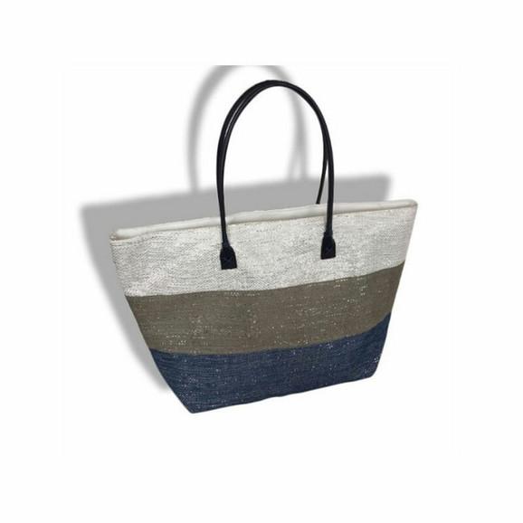 Nissi torba za plažu Strips