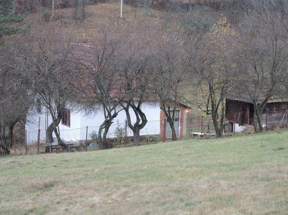 Kuća u kojoj se dogodio jeziv zločin