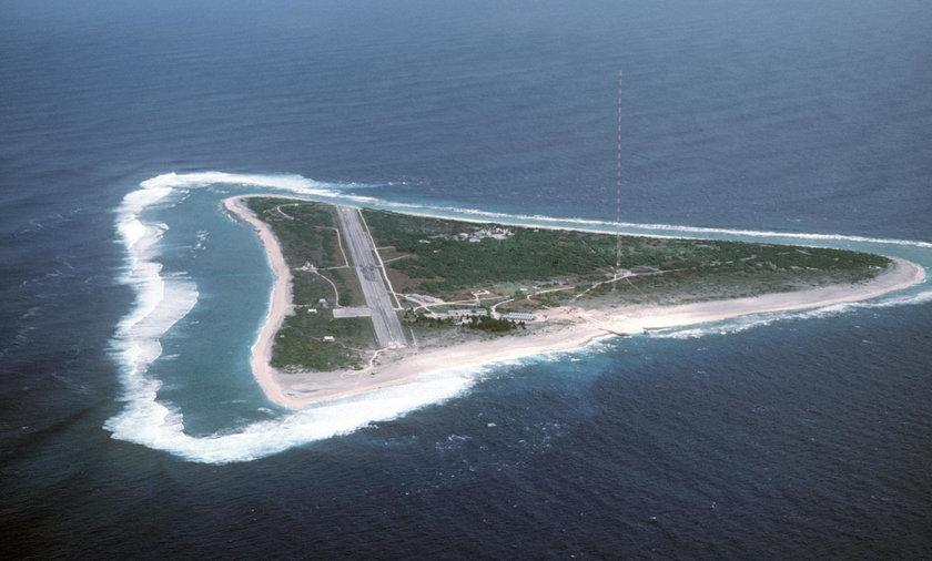 Wyspa Marcusa