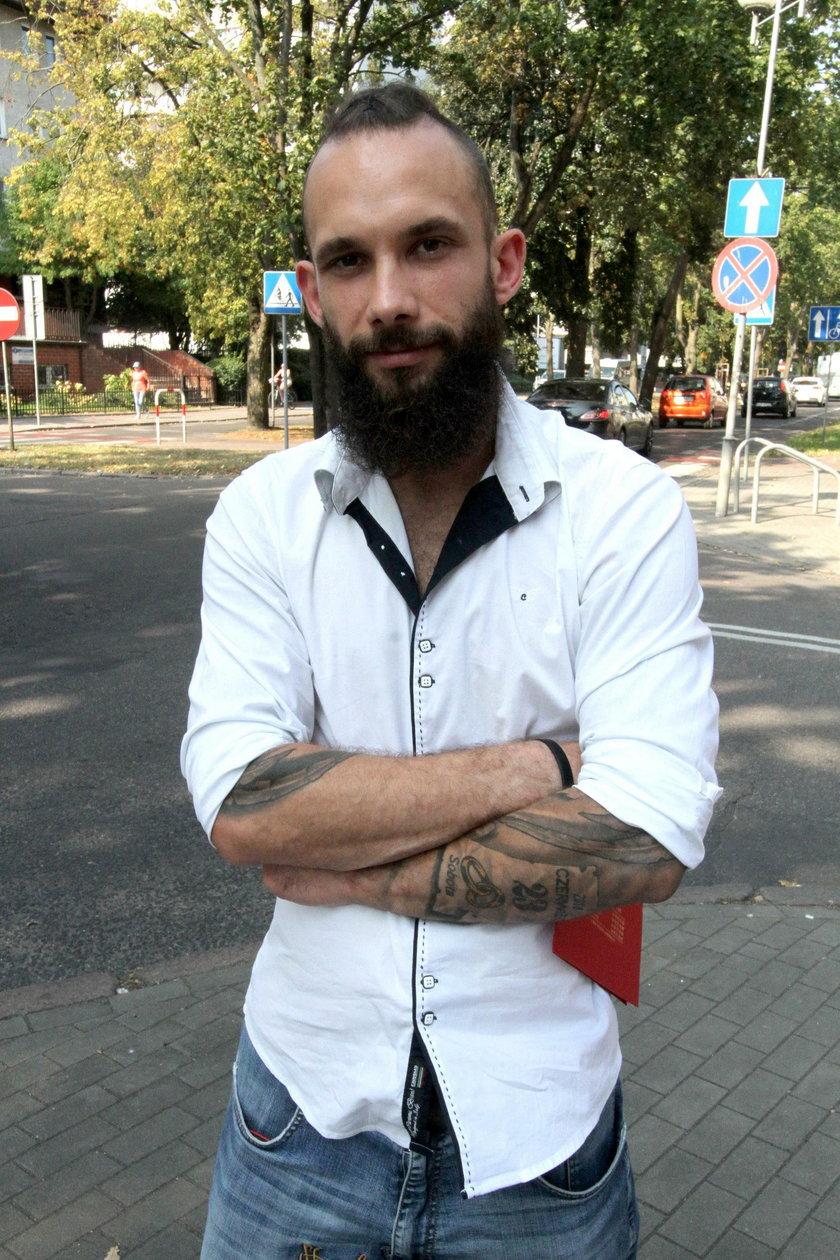 Emil Bijoch z Kołobrzegu