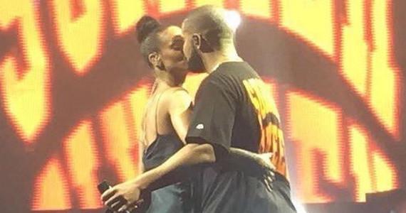 Drake i Rihanna spotykają się w 2015 roku