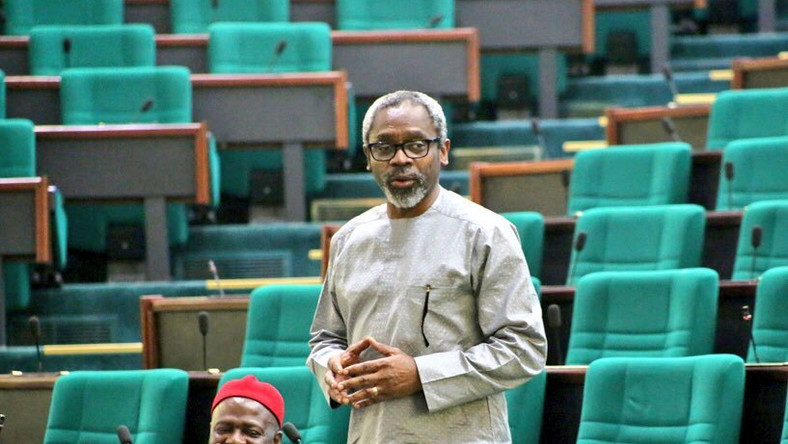 The Majority Leader of the House of Representatives, Rep. Femi Gbajabiamila (APC-Lagos) - NAN