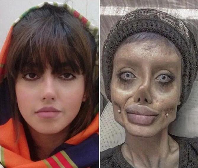 Evo kako Sahar zaista izgleda