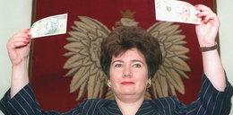 Gronkiewicz-Waltz zdradziła, ile zarabiała