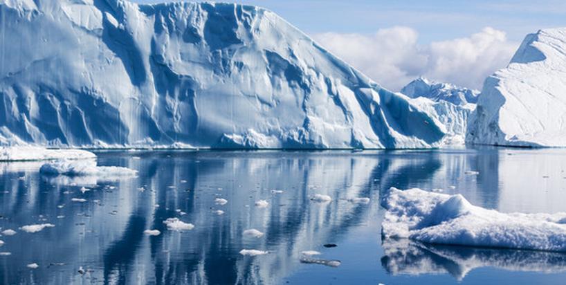 Krytyczna sytuacja lodowców na Antarktydzie