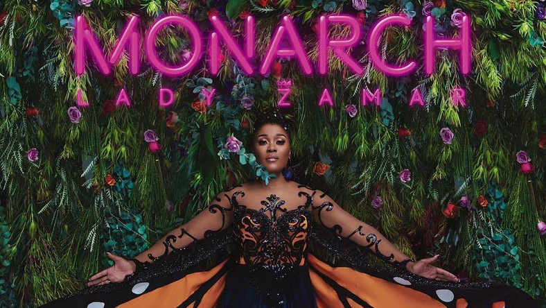 Pulse reviews 'Monarch' by Lady Zamar. (Instagram/Lady_Zamar)