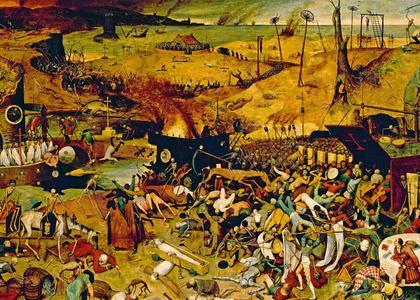 Dżuma w XIV wieku w Europie. Czarna śmierć zabiła 1/3 kontynentu - Historia - Newsweek.pl