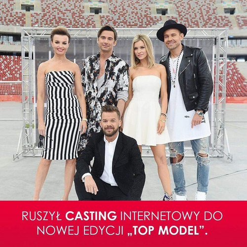 "Ruszyły internetowe castingi do ""Top Model 7""!"