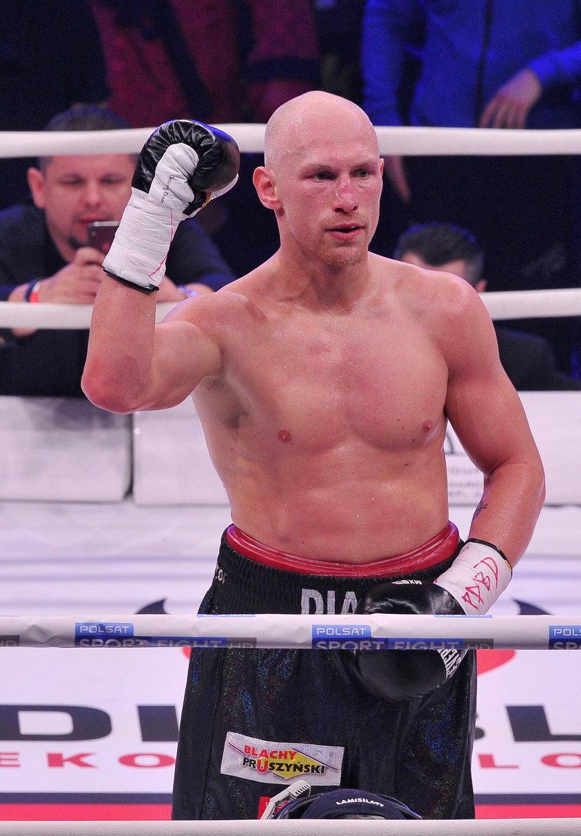 Krzysztof Włodarczyk (39 l.) również został zaatakowany przez groźnego wirusa.