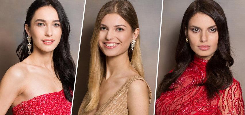 Rywalizowały o koronę Miss Polski 2020, ale to Anna Maria Jaromin okazała się najpiękniejsza
