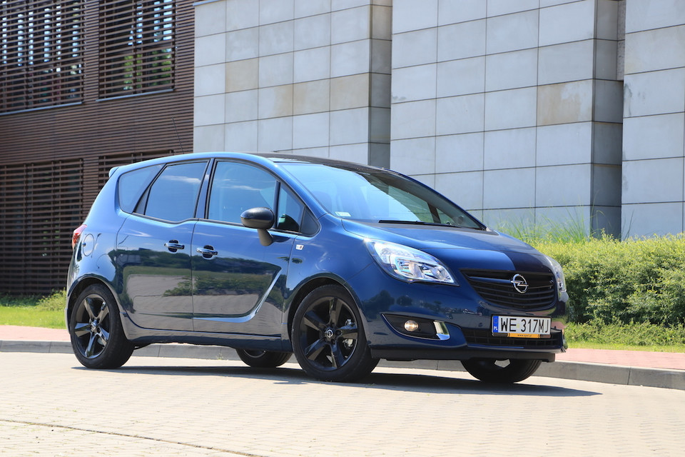 Opel Meriva 1.4 Turbo LPG Design Edition