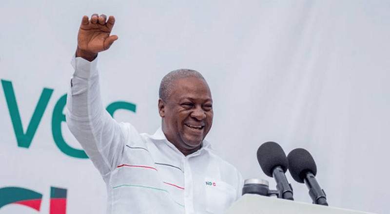 Mahama is struggling for a running mate because he is corrupt - NPP man