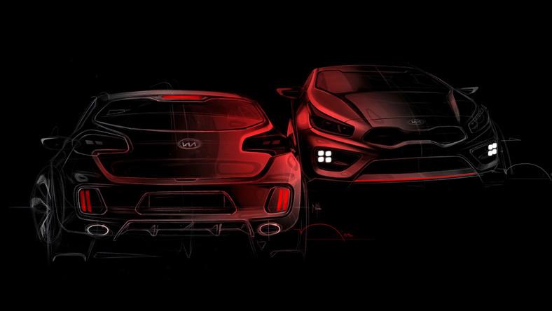 Kia potwierdza oficjalnie - w drugiej połowie 2013 roku koreański producent zadebiutuje w klasie golfa GTI i innych z gangu szybkich i wściekłych. Kia zastosuje w starciu z rywalami podwójne uderzenie - do walki staną trzydrzwiowy pro_cee'd GT i pięciodrzwiowy cee'd GT...