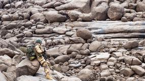 Ilu żołnierzy widzisz na tym zdjęciu? Łatwo się pomylić