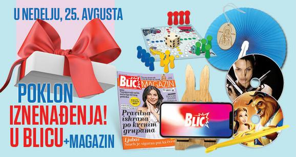 Poklon svake nedelje u Blicu
