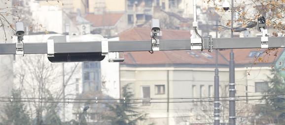 Nove kamere snimaju prekršaje