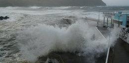 Potworny huragan nadciąga nad Europę! Jeden z najpotężniejszych w historii!