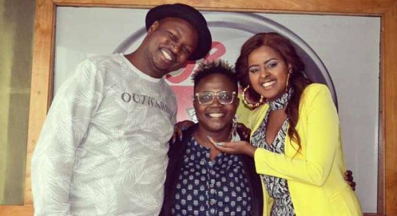Former Capital FM presenter Laura Walubengo hospitalized