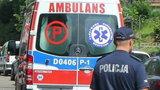 Dramat w Skokach. 2-letni chłopiec wypadł z balkonu