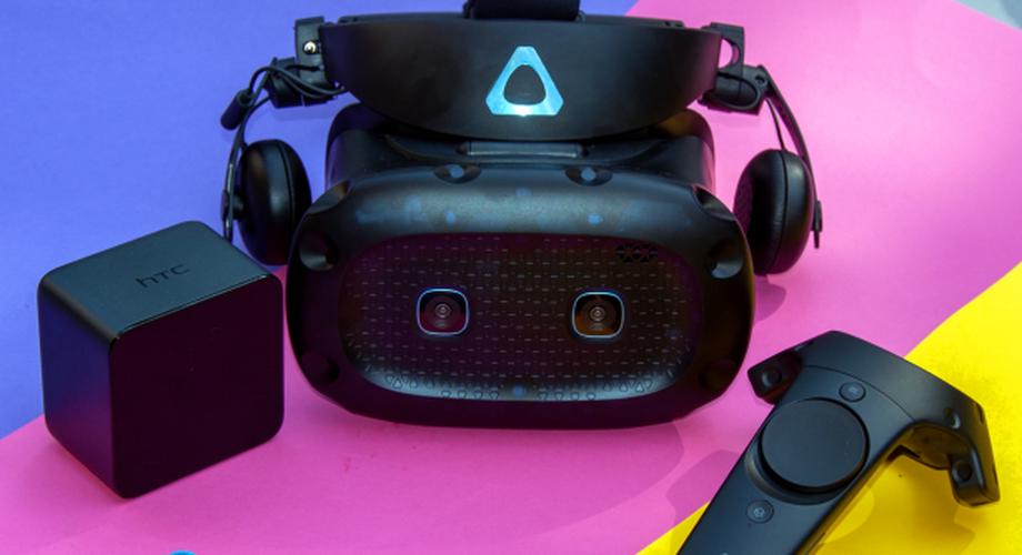 HTC Vive Cosmos Elite im Test: Gutes Tracking, hoher Preis